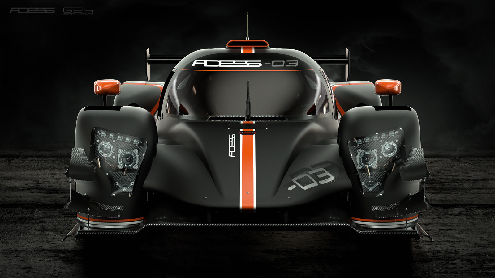 ADESS LMP3 CAR READY TO COMPETE IN NORTH AMERICA IN 2018
